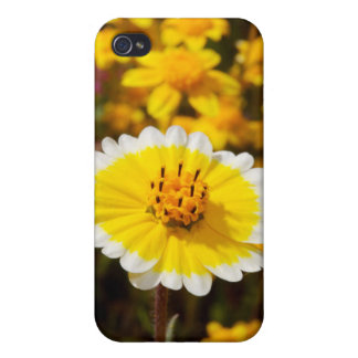 Tidy Tip Wildflowers iPhone 4 Case