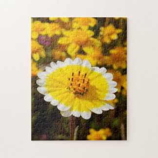 Tidy Tip Wildflowers Jigsaw Puzzle
