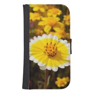Tidy Tip Wildflowers Samsung S4 Wallet Case