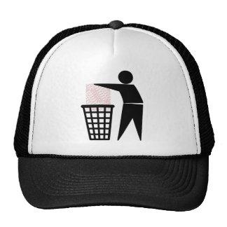 Tidyman Symbol (Add Photo) Trucker Hat
