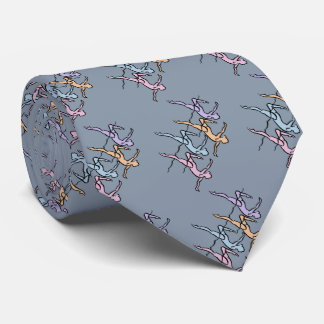 Tie #1 Fan - Pastel colors blue