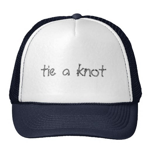 tie a knot hat
