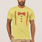 Tie and Suspenders T-Shirt