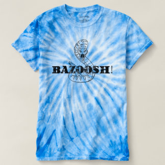 Tie-dye Bazoosh! T-shirt Men's