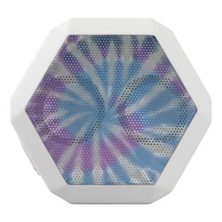 tie dye boombot REX silver blue purple spiral