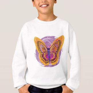 Tie Dye Butterfly Sweatshirt