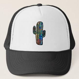 Tie Dye Cacti Trucker Hat