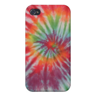 Tie Dye  Cases For iPhone 4