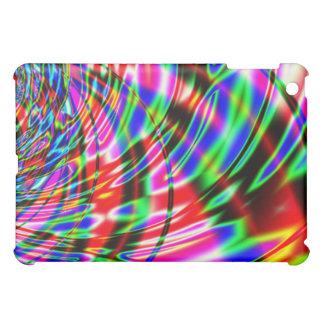 Tie Dye Fractal Case For The iPad Mini