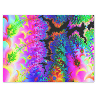 Tie Dye Fractal Tissue Paper