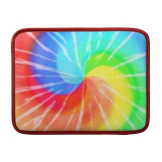 Tie-dye MacBook Sleeves