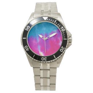 Tie Dye Modern Watch