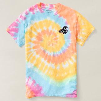 Tie-Dye Pastel Swirl (Unisex) T-Shirt