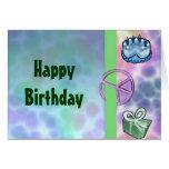 Tie Dye Peace Birthday