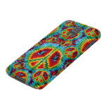 Tie Dye Peace Signs Galaxy S5 Cases