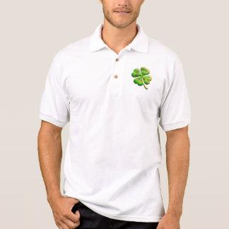 Tie-Dye Shamrock II Polo Shirt