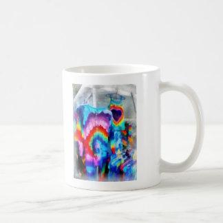 Tie Dye Shirts Coffee Mugs