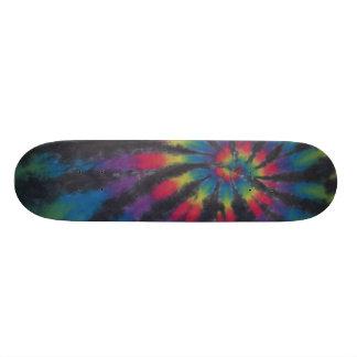 Tie Dye Skateboard - Swirl