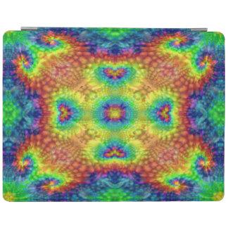 Tie Dye Sky Kaleidoscope  iPad Smart Covers iPad Cover