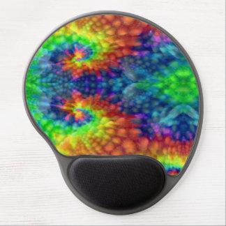 Tie Dye Sky  Vintage Kaleidoscope  Gel Mousepad Gel Mouse Mat