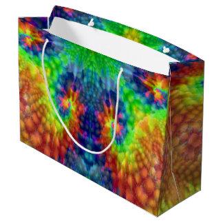 Tie Dye Sky Vintage Kaleidoscope  Gift Bags