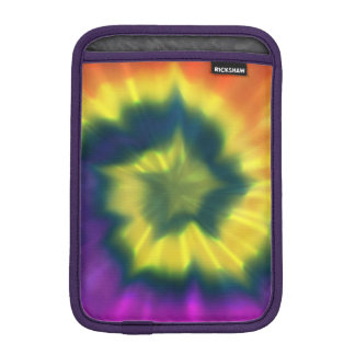 Tie-Dye Spiral - iPad Mini Sleeve