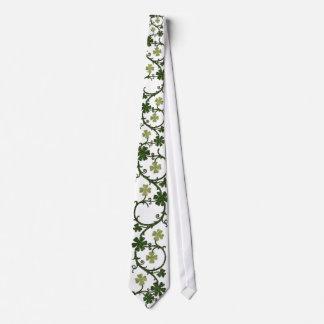 Tie-Irish Shamrock Tie