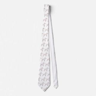 Tie: Liver-Spotted Dalmatian Tie