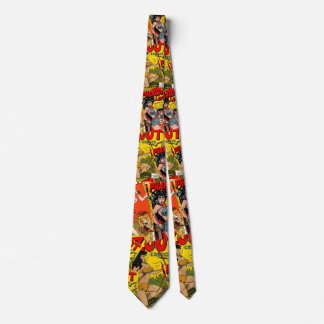 Tie Vintage Comic Book Cover Combo 2b