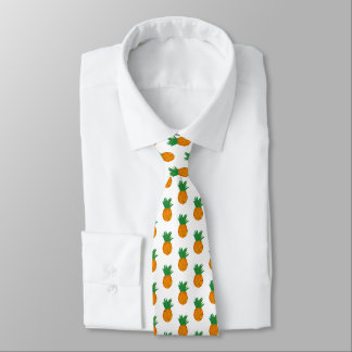 tie with pineapple