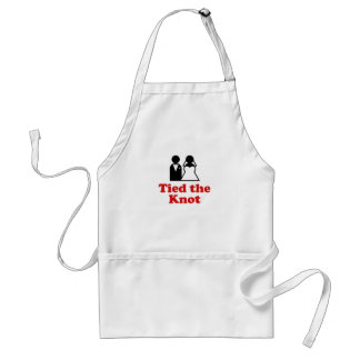 Tied the Knot Standard Apron
