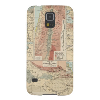 Tieflander Atlas Map Galaxy S5 Case