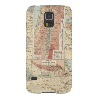 Tieflander Atlas Map Galaxy S5 Cover