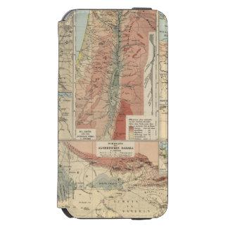 Tieflander Atlas Map Incipio Watson™ iPhone 6 Wallet Case