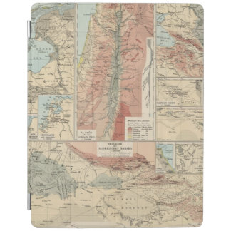 Tieflander Atlas Map iPad Cover