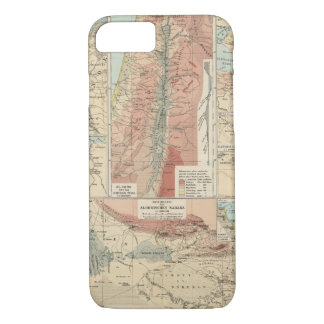 Tieflander Atlas Map iPhone 8/7 Case
