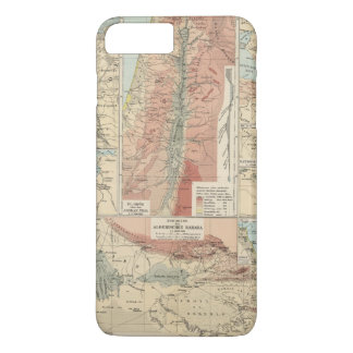 Tieflander Atlas Map iPhone 8 Plus/7 Plus Case