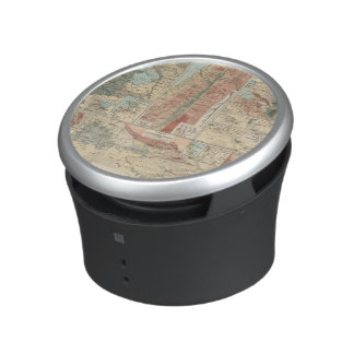 Tieflander Atlas Map Speaker