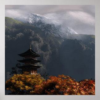 Tien Shan Print