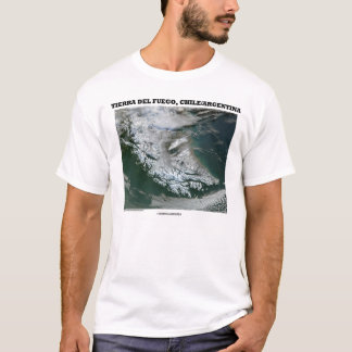 Tierra Del Fuego, Chile/Argentina (Picture Earth) T-Shirt