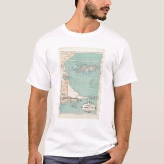 Tierra del Fuego, Islas Malvinas, Argentina T-Shirt