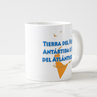 Tierra del Fuego Large Coffee Mug