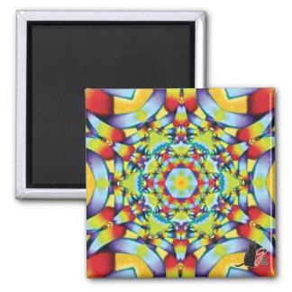 Tiers Kaleidoscope Magnet