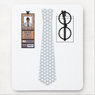 TieShirt003 - Bubble Wrap copy Mouse Pad
