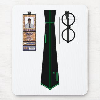 TieShirt008 - Pong copy Mouse Pad