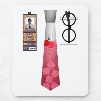 TieShirt020- Shirley Temple copy Mouse Pad