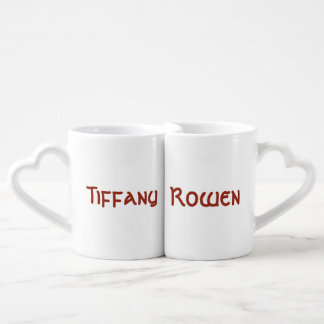 Tiffany and Rowen Nesting Mugs