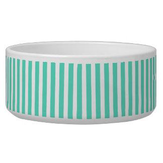 Tiffany Aqua Blue Sailor Stripes