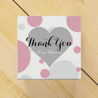 Tiffany Girl Polka Dot Baby Party  Favor Boxes Wedding Favour Boxes