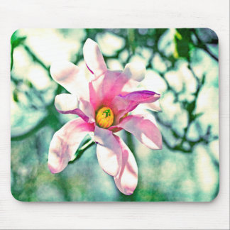 Tiffany Magnolia Mouse Pad